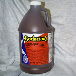 Bar-B-Que Sauce, Half Gallon