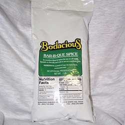 Bar-B-Que Spice Rub, Bag